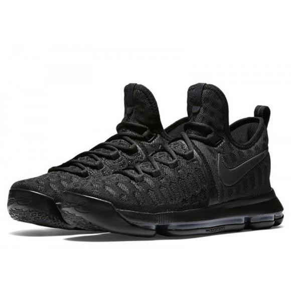 d28400d45109 Nike Air Zoom KD 9 Basketball Black Space XI KD9. M 5b6898b72e1478ef50b8c254